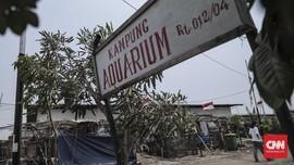 Penataan Kampung Akuarium Disesuaikan dengan Cagar Budaya