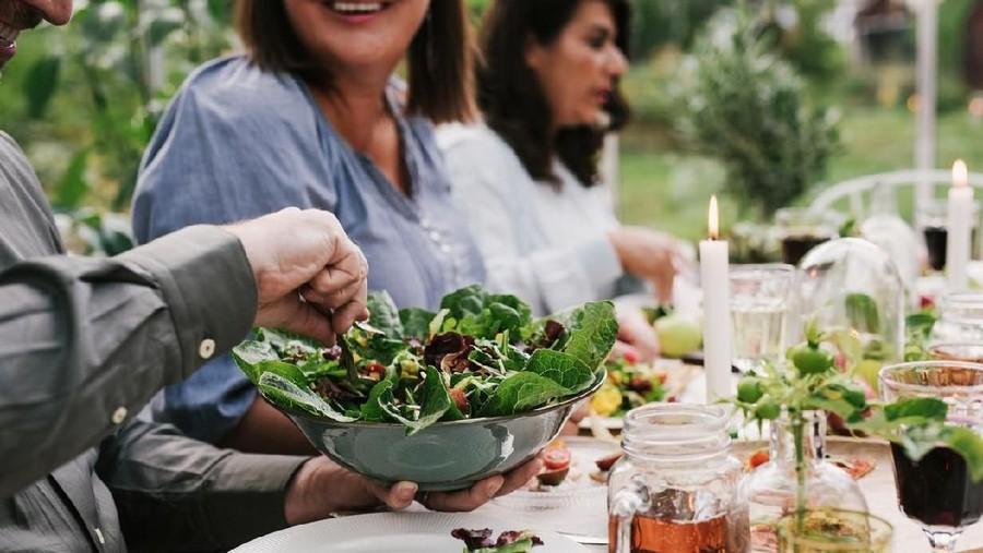 Pola Diet agar Bunda & Keluarga Bebas  Anemia