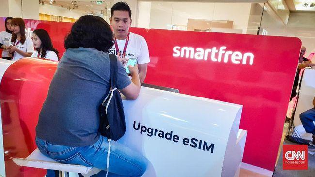 Saat ini layanan eSIM baru didukung oleh iPhone 11, 11 Pro, dan 11 Pro Max yang mengusung teknologi dual SIM