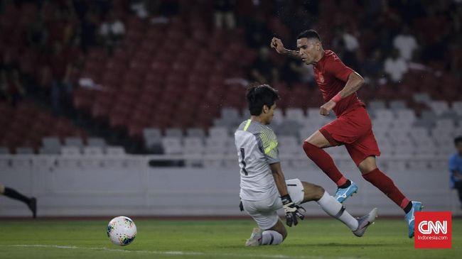 Pelatih Timnas Indonesia U-23 proyeksi SEA Games 2019, Indra Sjafri, mencoret empat pemain termasuk Beto Goncalves.