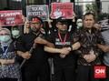 Saut: Tolak Revisi UU KPK demi Masa Depan Cucu Presiden