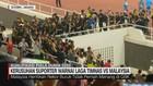 VIDEO: Kerusuhan Suporter Warnai Laga Timnas VS Malaysia