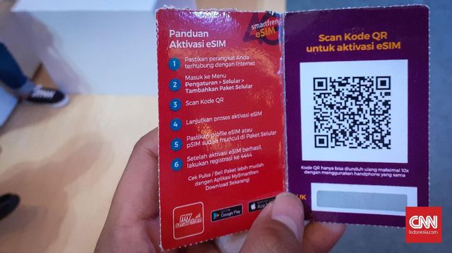 Badan Regulasi Telekomunikasi Indonesia (BRTI) mengatakan embedded SIM (eSIM) bisa mengubah model bisnis yang ada.