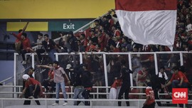 Kurniawan: Emosi Suporter Rugikan Timnas Indonesia