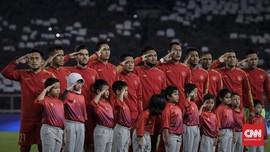 Timnas Indonesia Terpaksa Berkandang di Vietnam