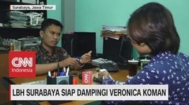 VIDEO: LBH Surabaya Siap Dampingi Veronica Koman