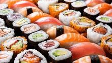 Tiga Jenis Sushi yang Bikin Gemuk