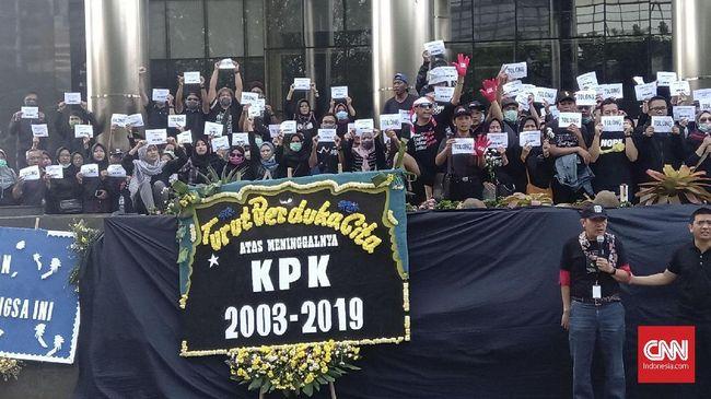 Akademisi Penolak Revisi UU KPK Dapat Teror
