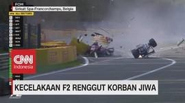 VIDEO: Kecelakaan Maut, Pembalap F2 Meninggal di Lintasan