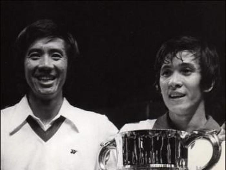 Atlit asal Indonesia pertama yang bergabung dengan PB Djarum yang berasal dari Kudus. Pria ini sudah memenangkan 18 tropi di ajang Bulu Tangkis dunia salah satunya All England Champion hingga World CUp Gold sejak tahun 1979 hingga 1987.