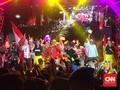 Didi Kempot dan Sobat Ambyar Teriakkan 'We Love Papua'