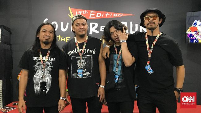 Burgerkill akan memperkenalkan album terbaru mereka 'Adamantine' saat tur ke Amerika Serikat dengan konser di 16 kota tanpa henti.