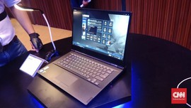 Lenovo Klaim Pengiriman Laptop Gaming Naik 64 Persen