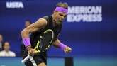 Rafael Nadal membutuhkan waktu 4 jam 50 menit untuk meraih juara US Open mengalahkan Daniil Medvedev, Minggu (8/9) waktu setempat.