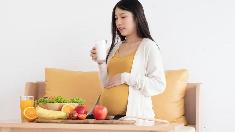 8 Asupan Nutrisi yang Penting Dipenuhi Ibu Hamil & Menyusui