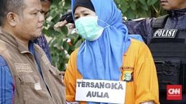 Aulia Kesuma Klaim Ide Pembunuhan Ayah-Anak dari Pihak Lain