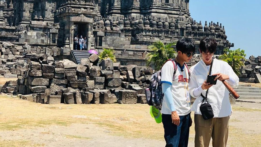 5 Selebriti Korea yang Pernah Kunjungi Yogyakarta