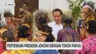 VIDEO: Presiden Jokowi Bertemu dengan Tokoh Papua
