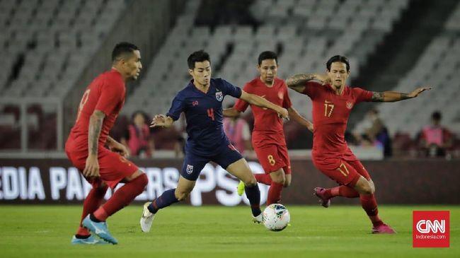 PSSI angkat bicara soal kabar Timnas Indonesia terpaksa bermarkas di Vietnam saat melakoni laga kandang Kualifikasi Piala Dunia 2022.