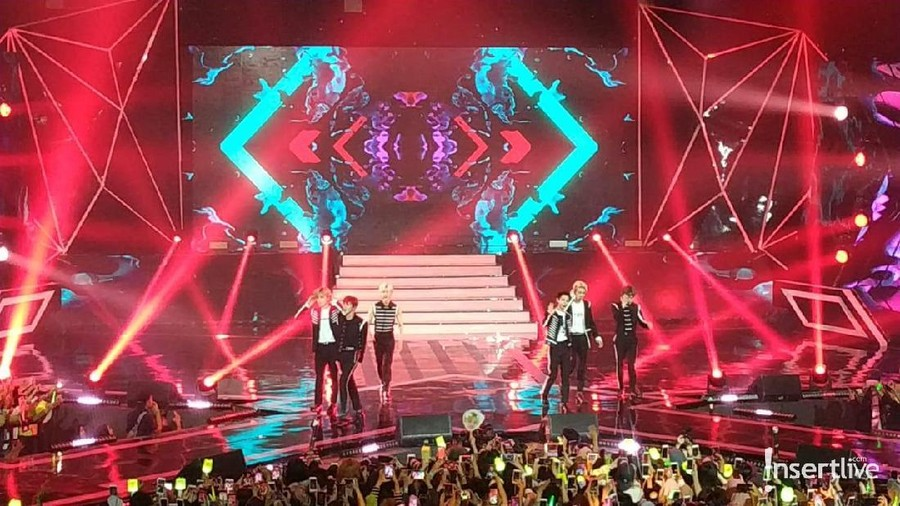 Tonton Live Streaming NCT Dream di Korean Wave 2019
