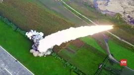 VIDEO: Korut Luncurkan Roket 'Super Besar'