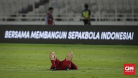 Klasemen Kualifikasi Piala Dunia: Indonesia Makin Terbenam