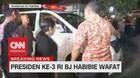 VIDEO: Jenazah BJ Habibie Tiba di Rumah Duka
