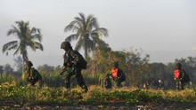 Pangkat Komcad Dinilai Makin Tegaskan Militerisasi Sipil