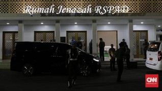 Ketua DPRD Kabupaten Jepara Meninggal Usai Dirawat di RSPAD