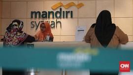 Merger Bank Syariah BUMN, Aset Jadi Rp245 Triliun