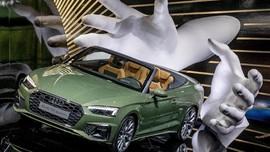 Frankfurt Auto Show Dikritik Merek Dunia