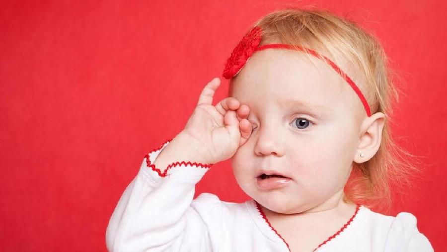 Bisakah Anak-anak Alami Mata Kering?