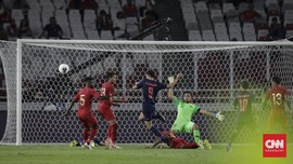 PSSI: Timnas Indonesia vs Afghanistan 25 Mei di Dubai