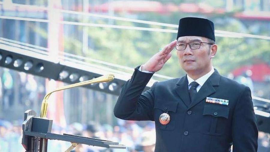 Ridwan Kamil Mengenang BJ Habibie Sebagai Guru Bangsa