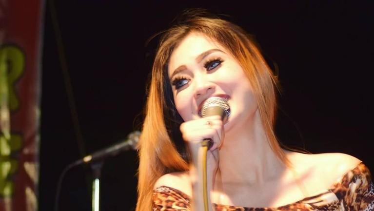 Meski jarang tampil di televisi, Nella Kharisma memiliki penggemar setia. Mereka selalu menanti aksi panggung sang idola.