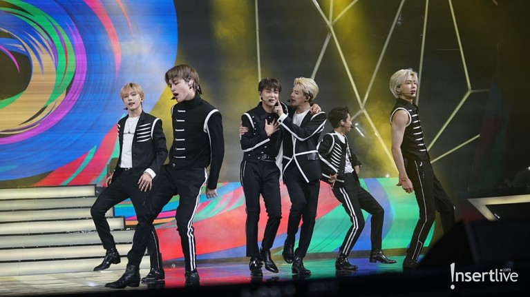 NCTzen dibuat gemas dengan aksi imut anggota NCT Dream.