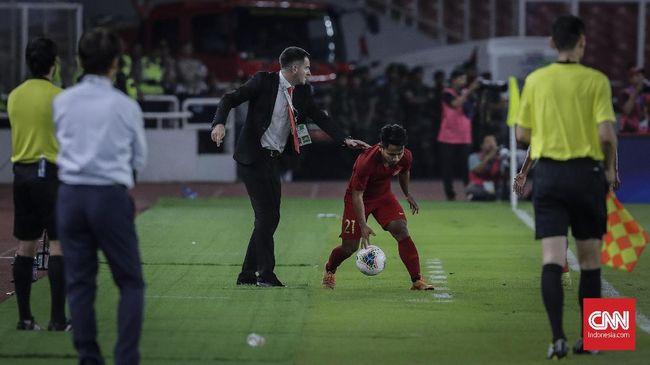 Timnas Indonesia akan melanjutkan program milik pelatih Simon McMenemy jelang pertandingan melawan Malaysia di Kualifikasi Piala Dunia 2022.