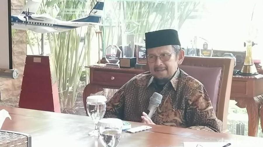 Presiden ke-3 RI BJ Habibie Meninggal Dunia di Usia 83