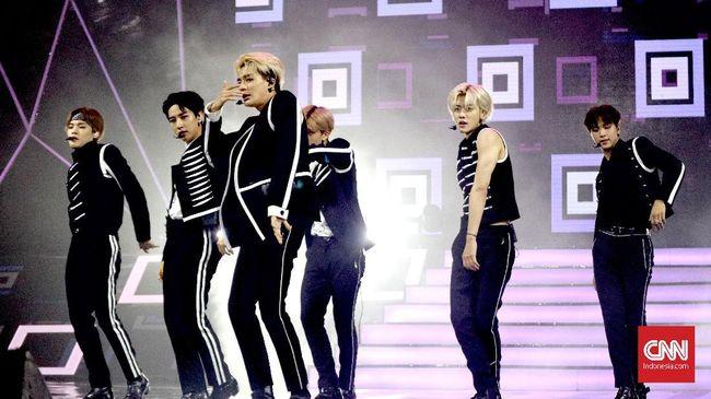 Momen singkat NCT Dream di Korean Wave Concert serasa tak cukup memuaskan dahaga para penggemarnya di Indonesia.
