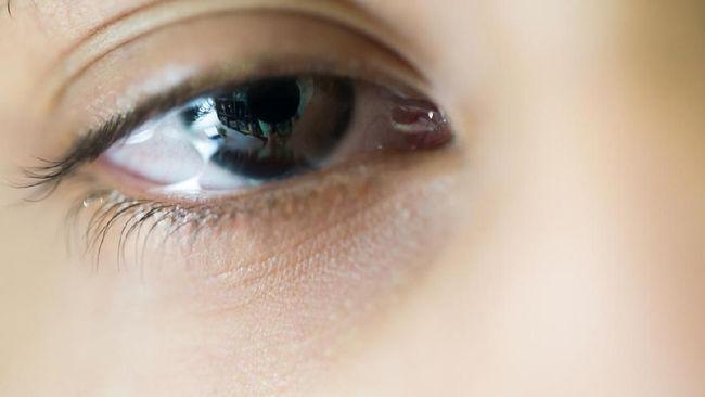Akademi Dokter Mata Amerika Serikat (AAO) tidak mendeteksi keberadaan virus corona dalam air mata selama masa penelitian.