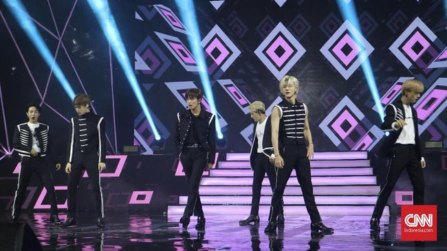 Dream Concert 2021 akan diramaikan dengan banyak idol ternama Korea Selatan dari NCT Dream hingga Brave Girl.