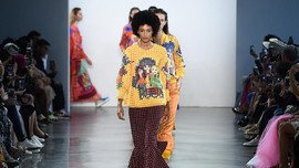 FOTO: 4 Desainer Indonesia 'Warnai' New York Fashion Week