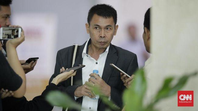 Calon pimpinan KPK Nawawi Pomolango menjalani uji kepatutan dan kelayakan di ruang rapat Komisi III DPR RI, Jakarta, Rabu, 11 September 2019.