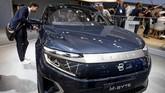 Pameran otomotif Frankfurt Auto Show 2019 di Jerman digelar mulai 10-22 September menampilkan sejumlah mobil berteknologi sampai mobil bertenaga listrik.