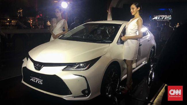 Corolla Altis Baru Meluncur, Tersedia Model Hybrid
