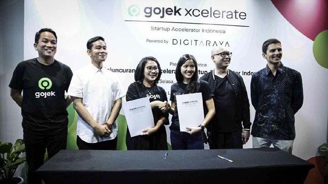 Gojek menggandeng Digitaraya untuk meluncurkan Gojek Xcelerate, akselerator untuk dorong pertumbuhan startup merah putih.