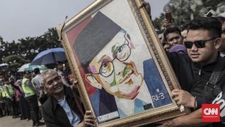 Rindu Ilham Habibie saat Kenang Setahun Kepergian Sang Bapak
