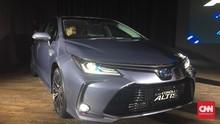 Toyota Recall Ribuan Mobil Hybrid, Indonesia Masih 'Abu-abu'