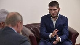 Rahasia Khabib: Bosan UFC, Selalu Gila Sepak Bola
