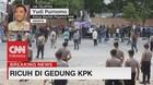 VIDEO: Tanggapan KPK Saat Demo Ricuh di GEdung KPK